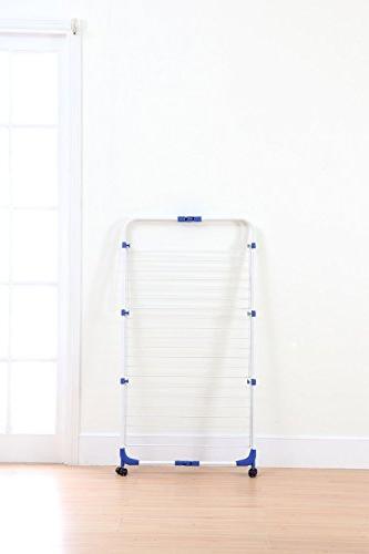 STORAGE Clothes Rack, Adjustable 3-tier Laundry