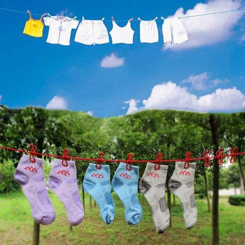 Outdoor Indoor Line Laundry Dryer Clothes Clothes