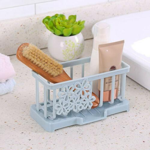 Kitchen Bathroom Toilet Sink Suction Holder Scrubbers