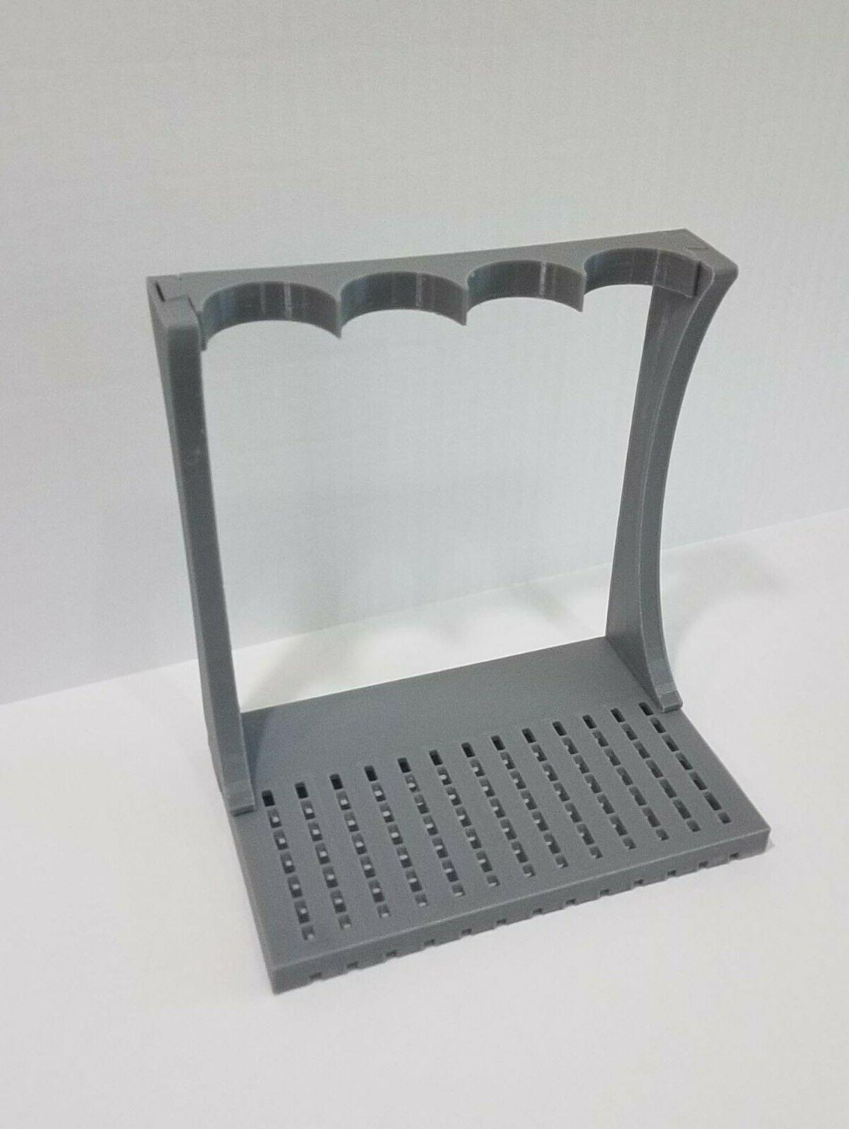 kitchen counter top plastic drying rack