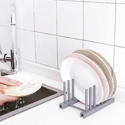 Kitchen Dish Drying Utensils Drainer