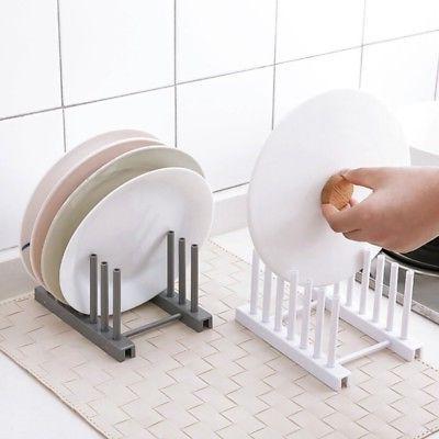 Kitchen Dish Drying Drainer Holder Storage