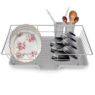 Kitchen Dish Rack Holder Strainer