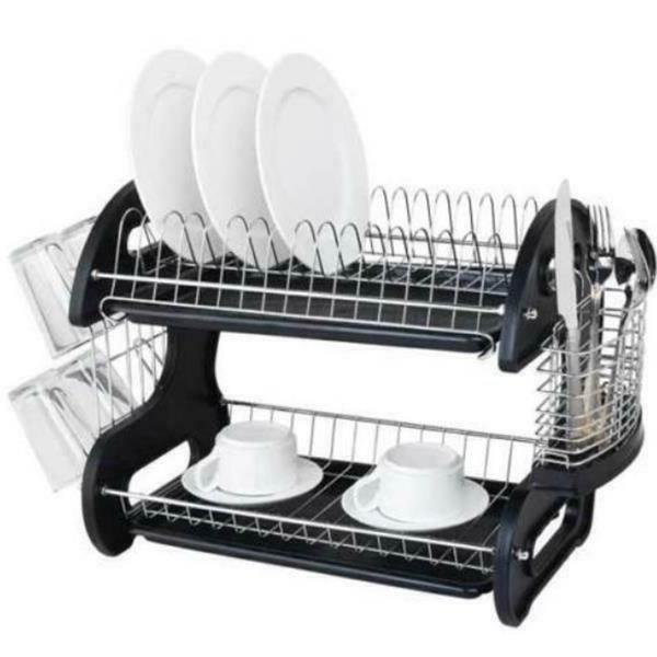 Kitchen Dish Cup Drying Holder Dryer