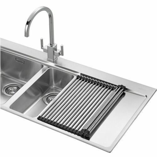 Sink Roll-Up Steel