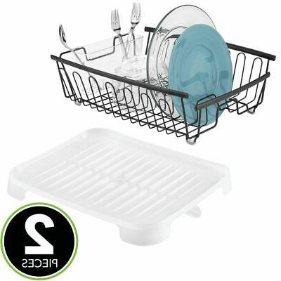 mDesign Rack Drainboard with Swivel Spout