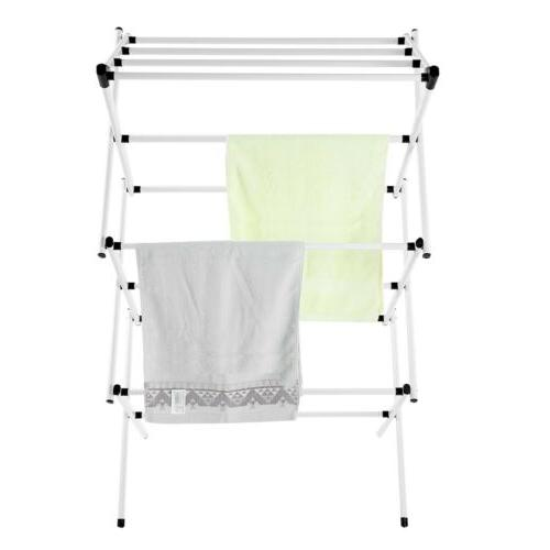Movable Retractable Rack Clothes In/Outdoor