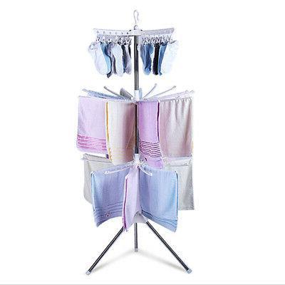 3 Laundry Folding Drying Dryer Durable