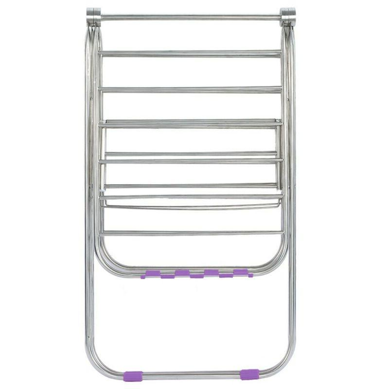 Laundry Rack Folding Hange Stainless Steel