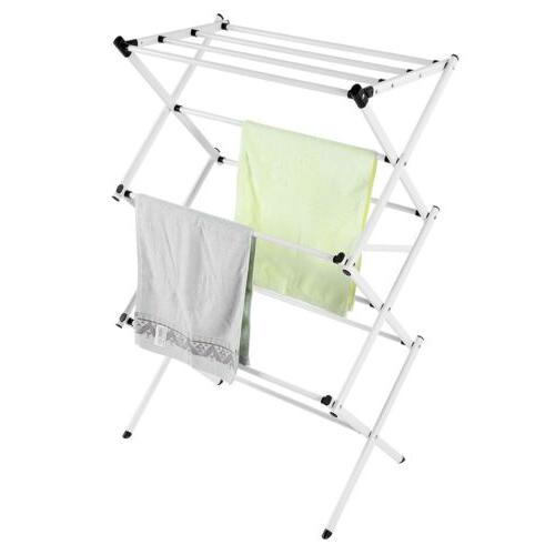 Laundry Drying Stand Folding Hanger Airer