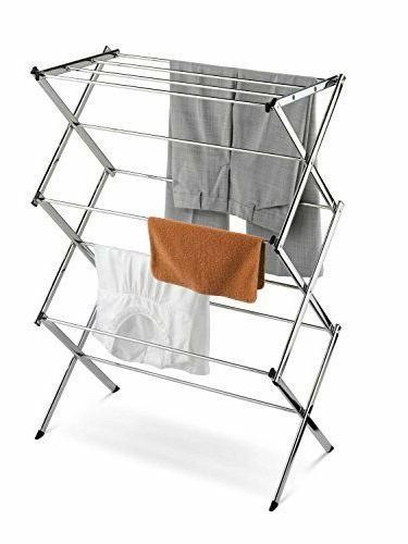 metal folding clothes drying rack