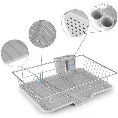 Kitchen Drying Drainer Dryer Tray Holder