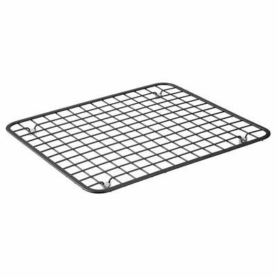 mDesign Metal Dish Drying / Mat, Design