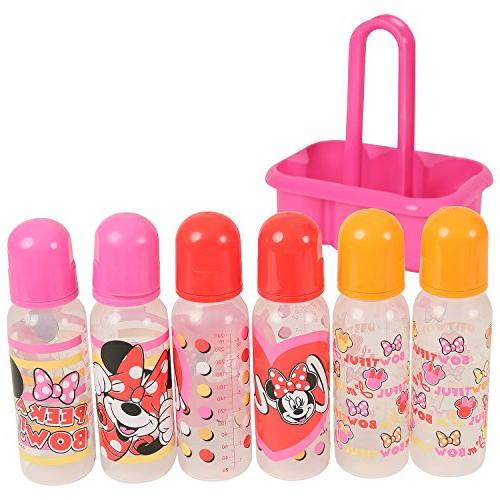 minnie mouse bottles a caddy