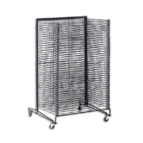 mobile steel drying rack