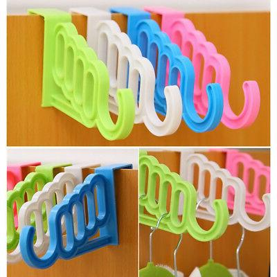 multifunction clothes hanger drying rack 5 hole