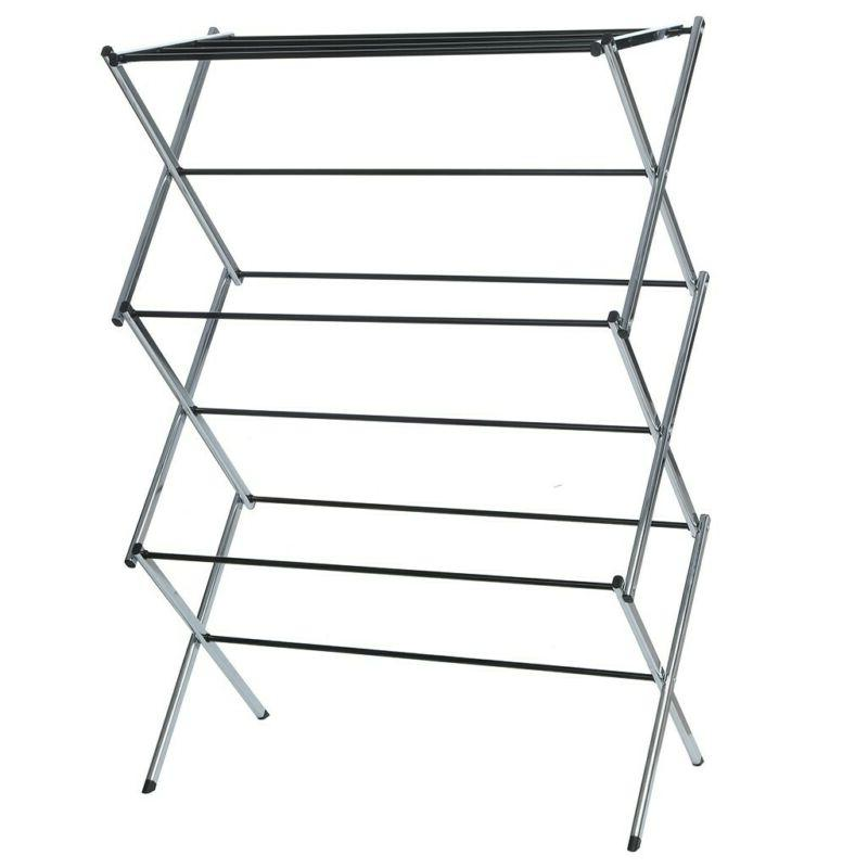 Clothes Drying Laundry Stand Folding Dryer Storage Portable