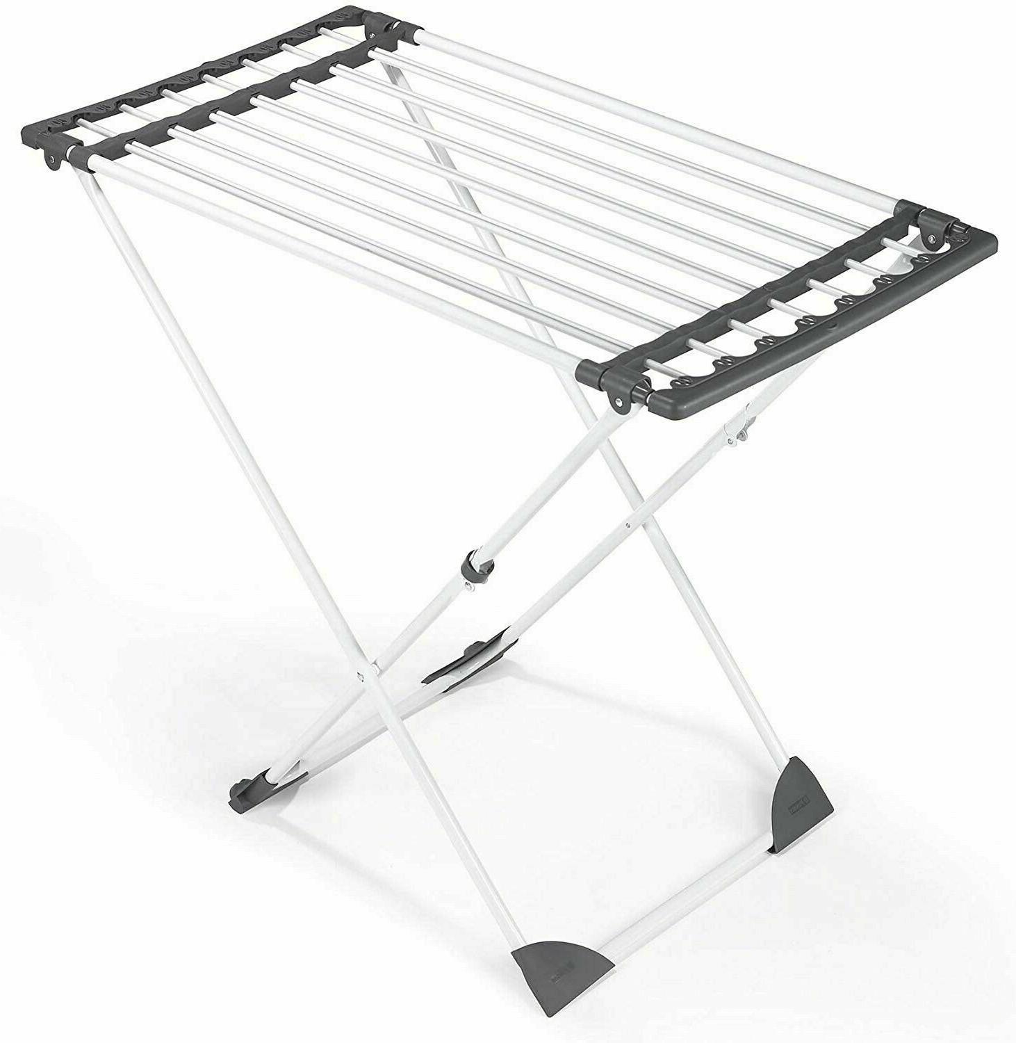 new expandable laundry drying rack