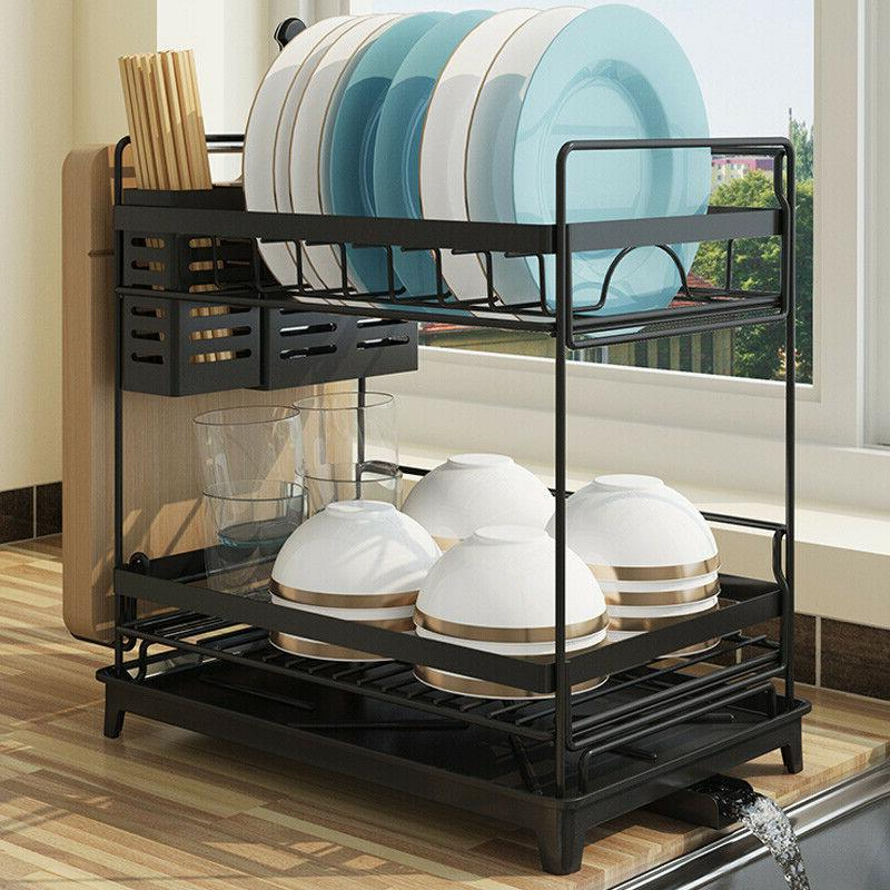 Stainless Steel Dish Rack Rack Stand