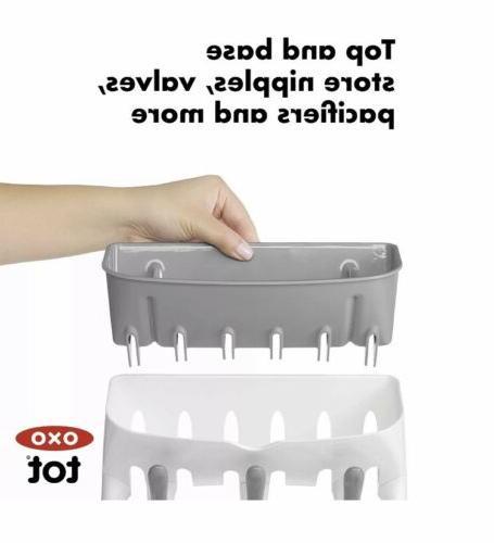 NEW OXO Space Saving Drying Rack