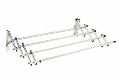 NEW Aero-W Stainless Folding Rack Capacity