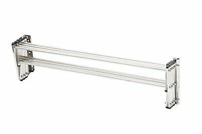 NEW Aero-W Stainless Steel Folding Capacity Ft