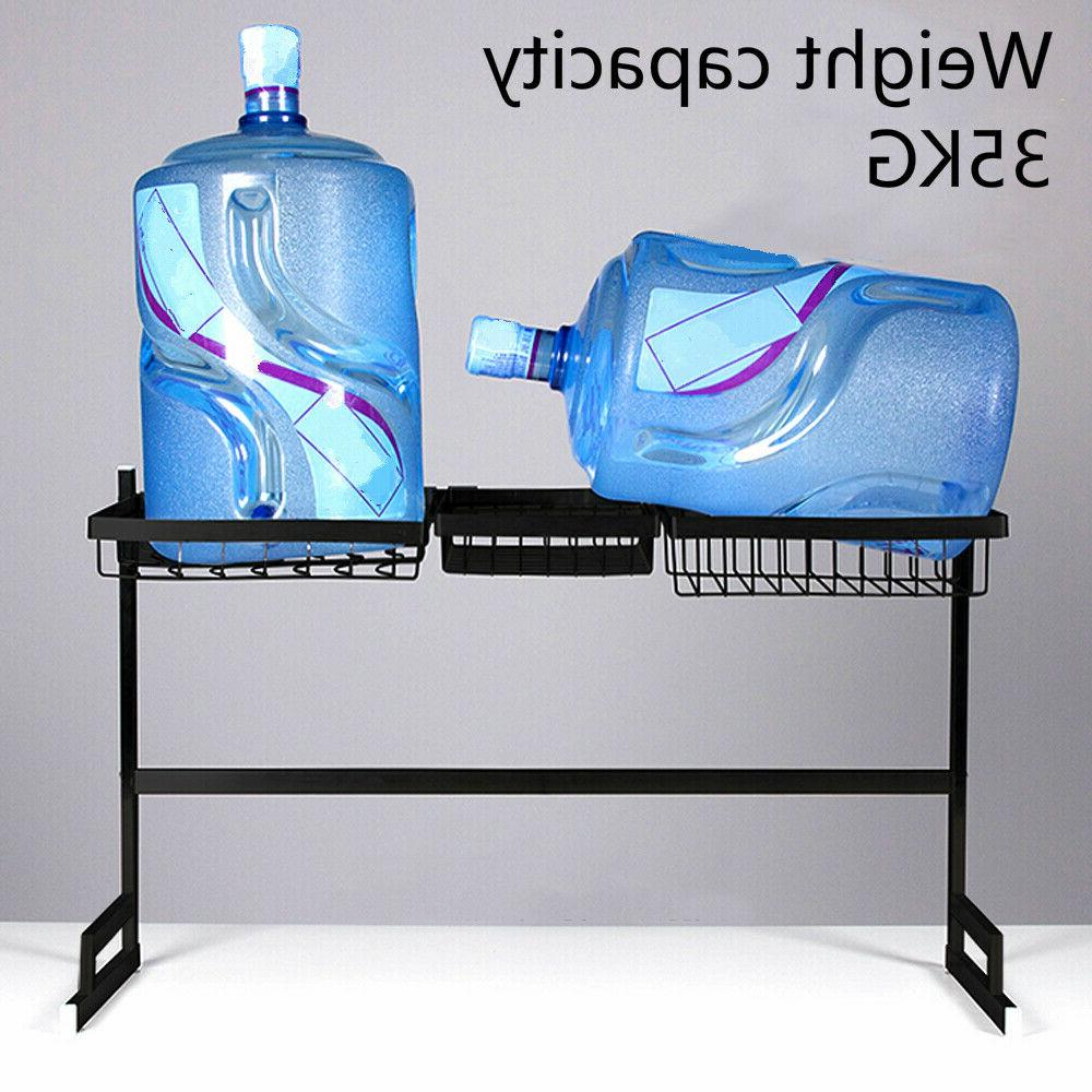 Over Dish Drying Rack Cutlery Drainer