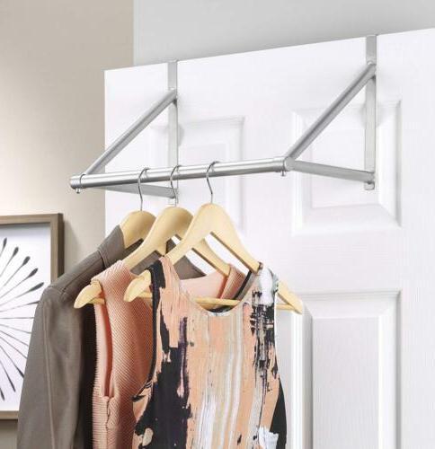 Whitmor Over The Closet Silver Epoxy