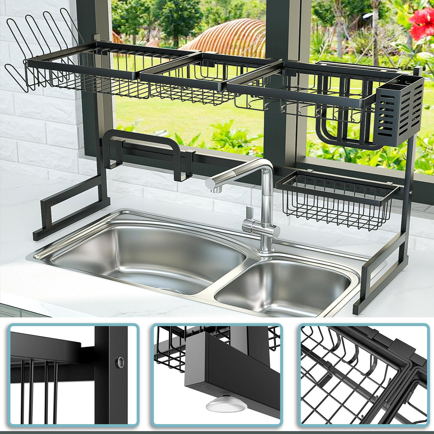 Over Drying Rack, Kitchen Sink
