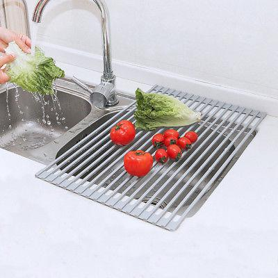 Over Roll Up Multipurpose Silicone Drying Rack