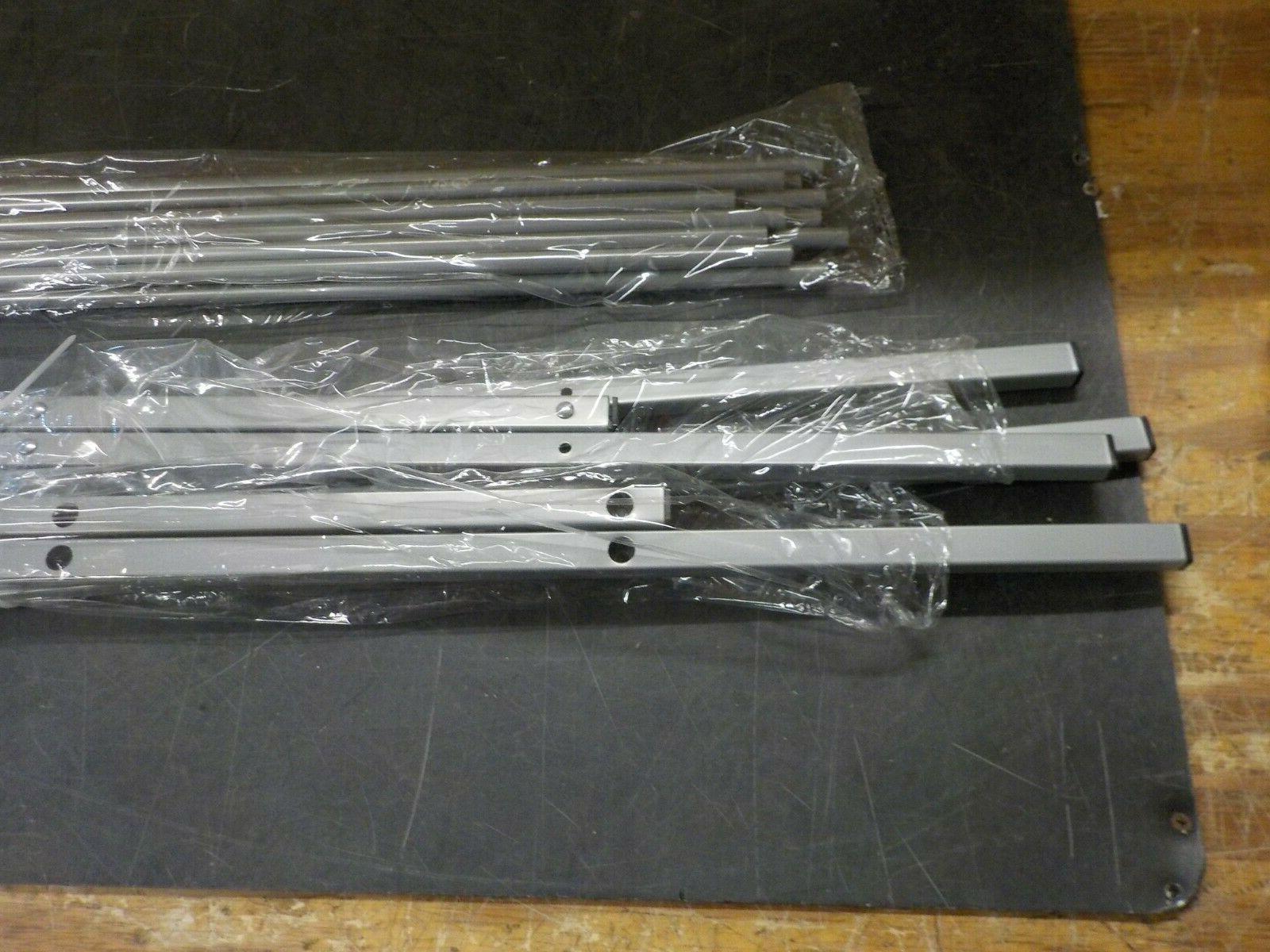 Whitmor Oversized Drying Rack, Silver