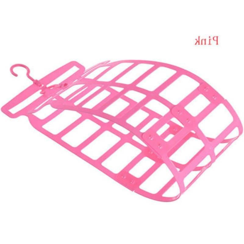 Pillow Hanging Cushion Drying Rack Laundry Dolls Holders