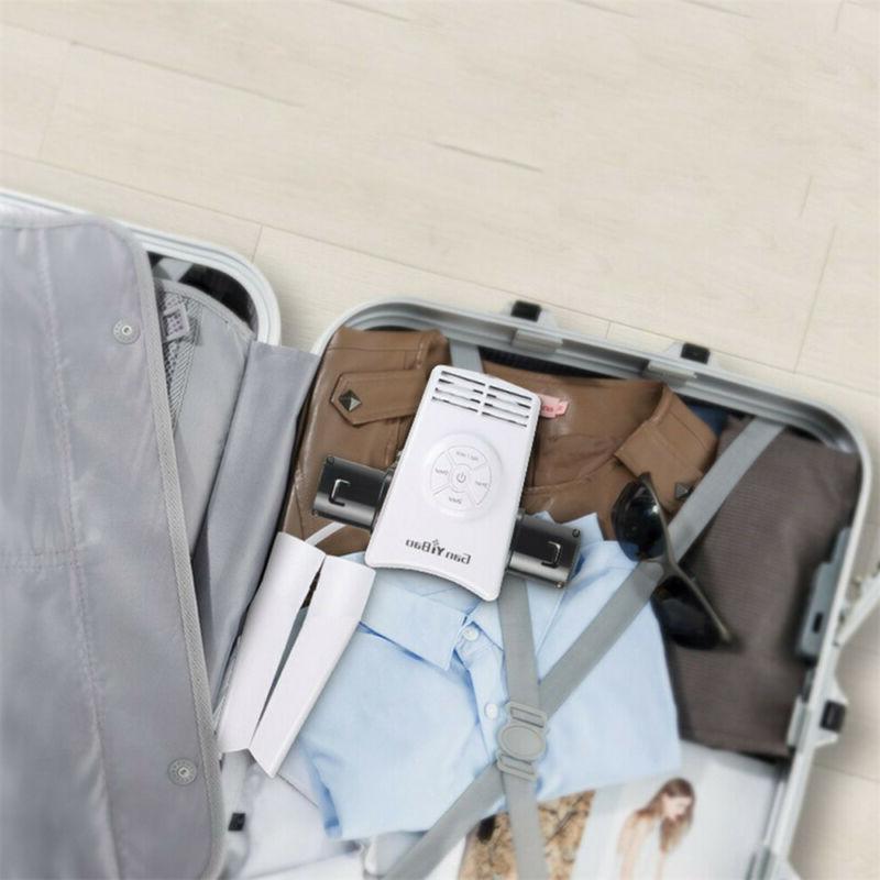 Portable Folding Clothe Hanger Drying Rack Travel