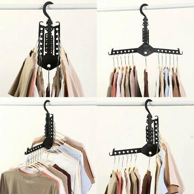 Portable Clothing Hangers Dorms Drying Racks Hangers
