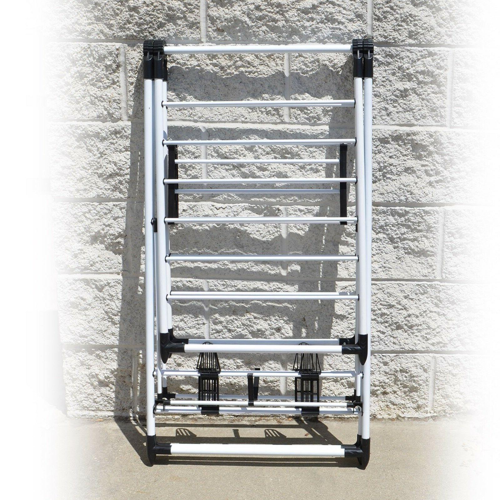 Portable Drying Rack Stand Light