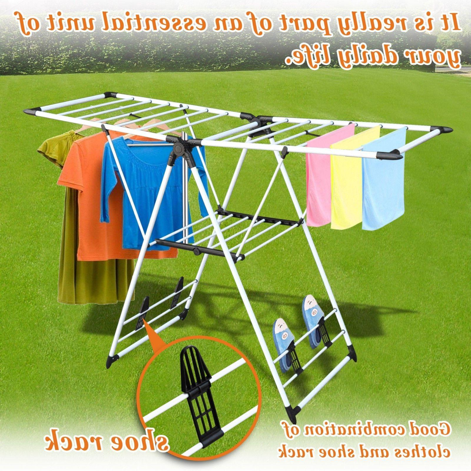 Portable Drying Laundry