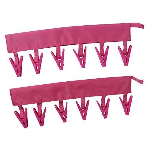 portable hanger folding plastic laundry
