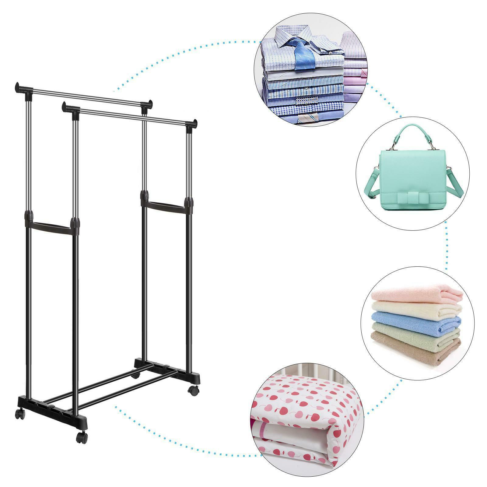 Portable Drying Rack Adjustable