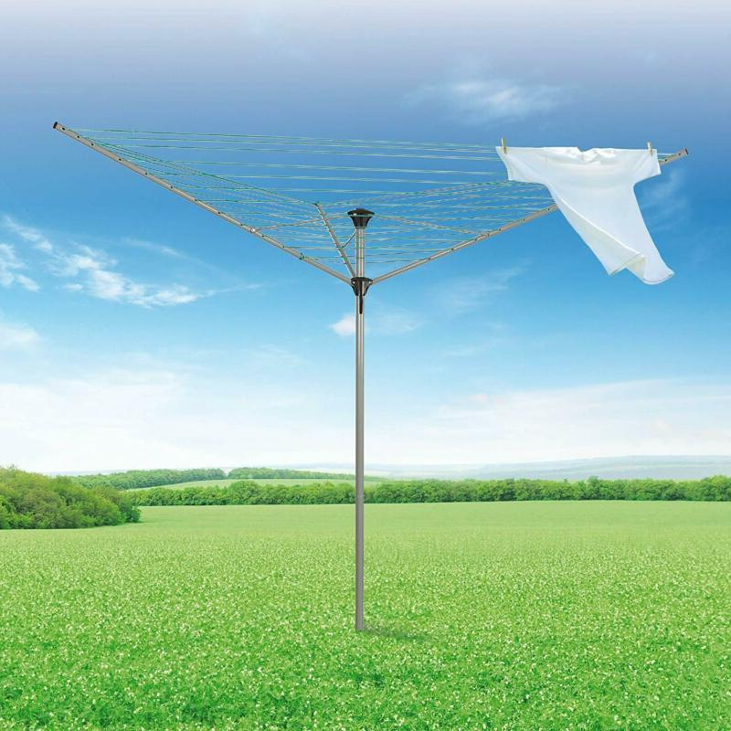 50M Drying Outdoor Portable Clothesline Drying