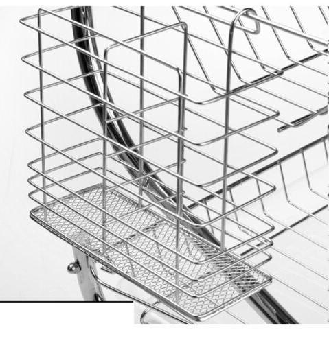 Practical Kitchen Storage Dish Cup Dryer Rack