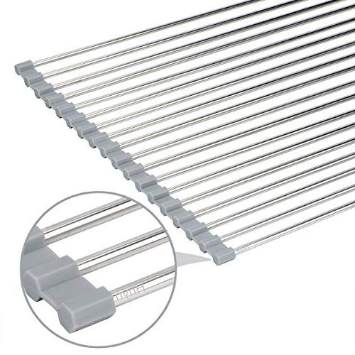 Hhyn Steel Roll Up Dish Drying Large,