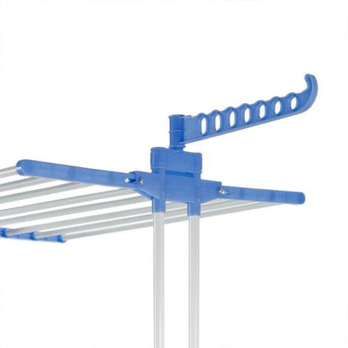 3Tier Stainless Laundry Folding Rack Hanger Stand