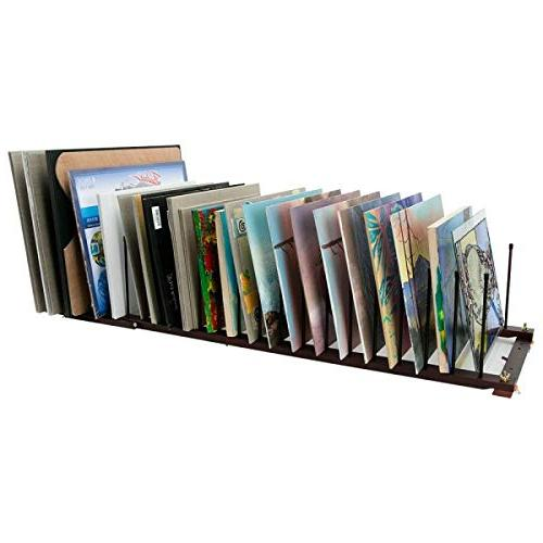 Creative Drying Rack, Perfect For Artist Prints, Ladder Style Rack- Finish
