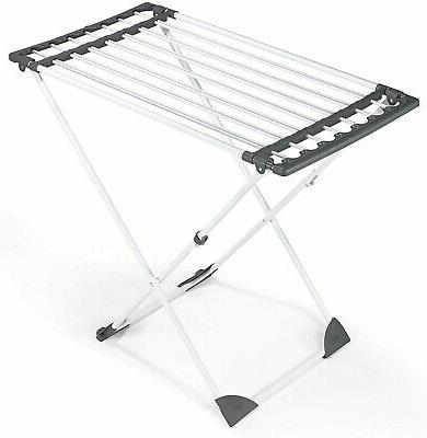 Set of 2 - Polder Expandable Laundry Drying Rack, Over a 100
