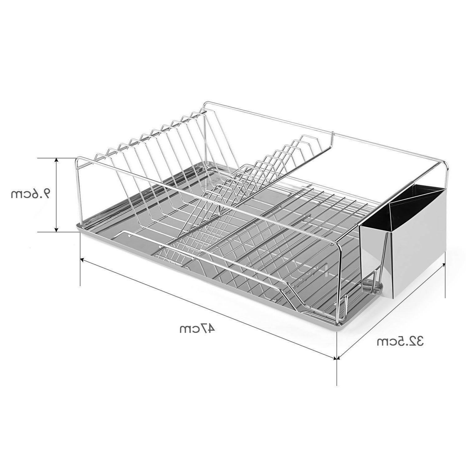 Stainless Steel Drying Drainer