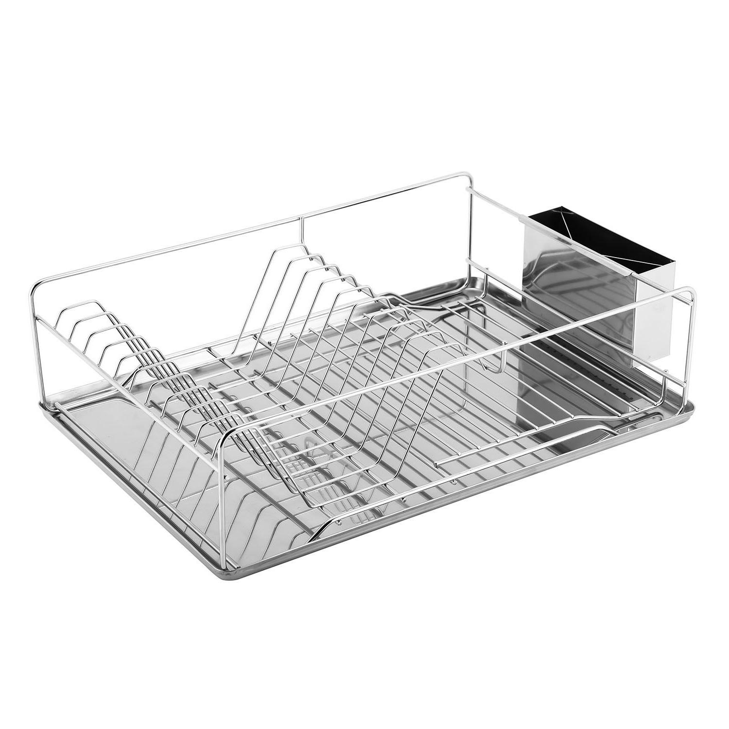 Stainless Steel 1Tier Drying Tray Strainer