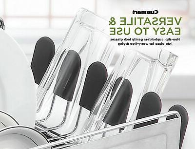"Cuisinart Stainless Dish Drying Rack x 12"""