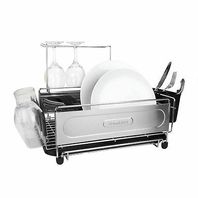stainless steel dish drying rack 14 4