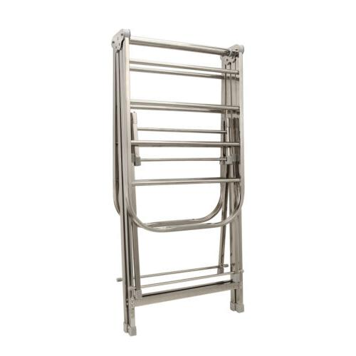 Stainless Drying Rack Laundry Laundry Indoor