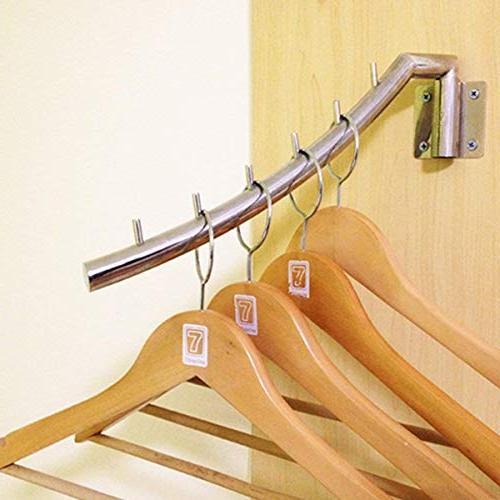 Bosszi Steel Clothes Swing Hangers